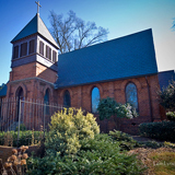 St Mary's Chapel - Ceremony Sites - 1129 East 3rd Street, Charlotte, NC, United States
