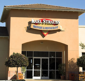 Karl Strauss Brewery - Restaurants, Bars/Nightife, Reception Sites - 5801 Armada Dr, Carlsbad, CA, 92008