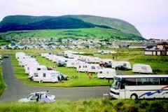 Strandhill Caravan And Camping Park - Campsites - Strandhill Beach, Strandhill, Ireland
