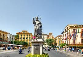 Piazza Tasso - Town Square - Attractions/Entertainment - Corso Italia, Sorrento Peninsula, Italy