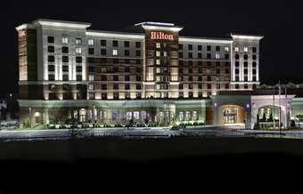 Hilton Richmond Hotel & Spa/short Pump - Hotels/Accommodations, Reception Sites, Restaurants - 12042 West Broad Street, Richmond, VA, United States