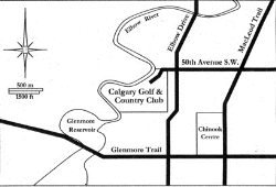Reception: Calgary Golf And Country Club - Reception Sites - 5788 Station A, Calgary, Alberta, T2S 2L5, Canada