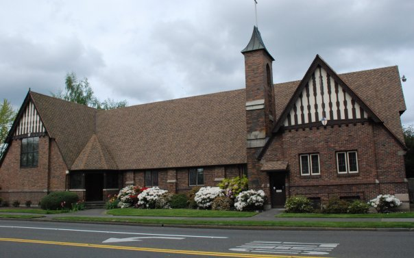 Christ Episcopal Church - Ceremony Sites - 210 5th Street Southwest, Puyallup, WA, United States