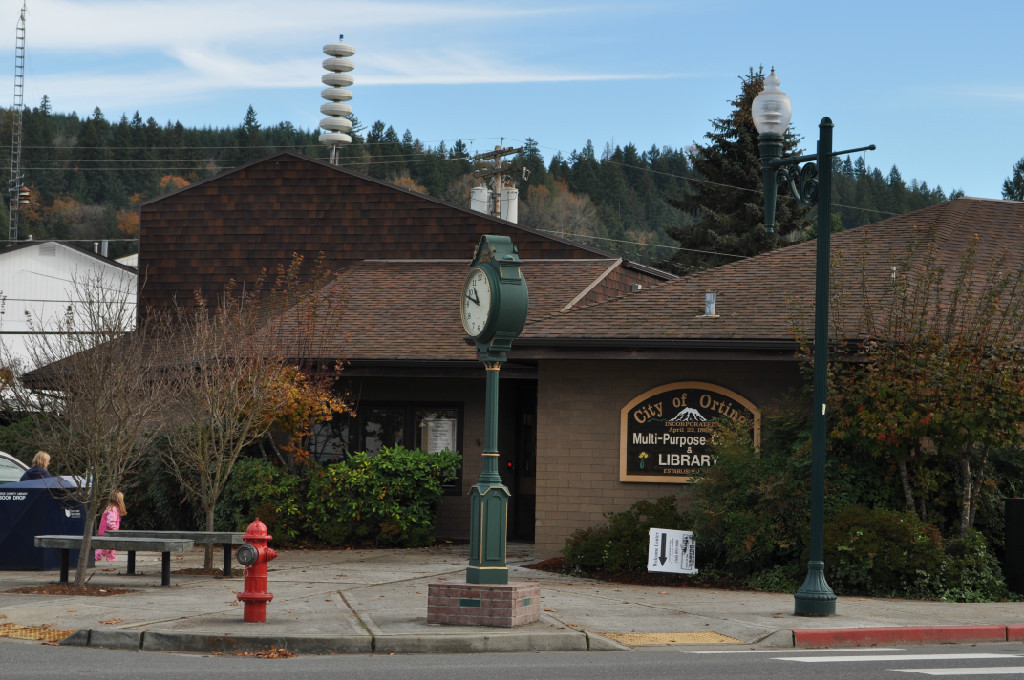 Orting Multipurpose Center - Reception Sites - 110 Train Street Southeast, Orting, WA, United States