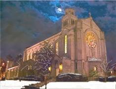 St. Monica-St. George - Ceremony - 328 W McMillan St, Cincinnati, OH, 45219