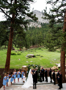 3501 Fall River Road Estes Park Wedding In June in Estes Park, CO, USA