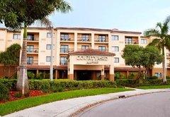 Courtyard by Marriott - Hotel - 620 N University Dr, Pompano Beach, FL, 33071