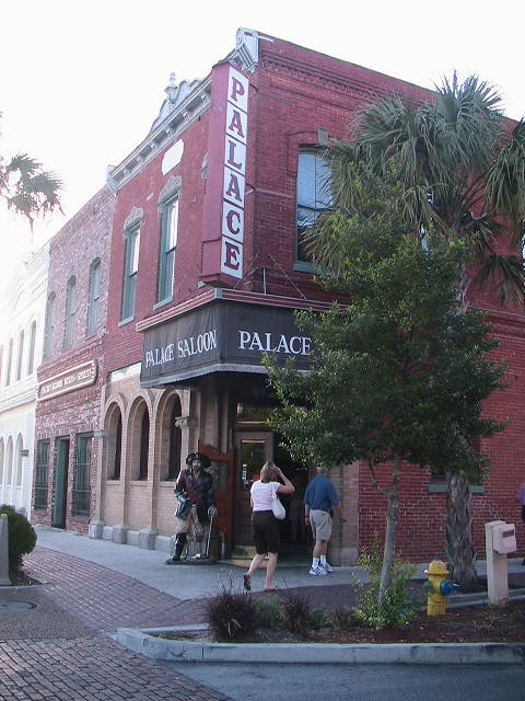 The Palace Saloon - Restaurants, Bars/Nightife, Attractions/Entertainment - 117 Centre St, Nassau County, FL, 32034