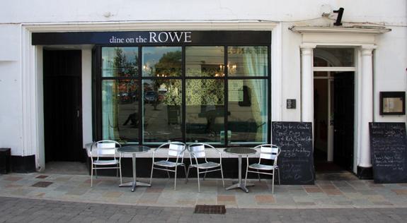 Restaurant Dine On The Rowe Wedding Venues Amp Vendors