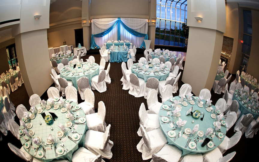 Atrium Banquet & Conference Centre - Ceremony Sites, Reception Sites - 5420 North Service Rd, Burlington, ON, Canada