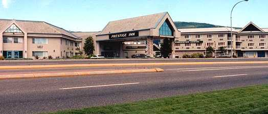 Prestige Inn - Ceremony Sites - 4411 32 St, Vernon, BC, V1T 3N7