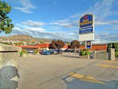 Best Western Vernon Lodge - Hotel - 3914 32 St, Vernon, BC, V1T 5T8