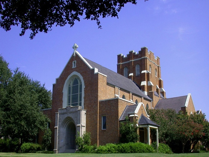Grace Episcopal Church - Ceremony Sites - 405 Glenmar Ave, Monroe, LA, 71201
