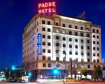The Padre Hotel - Hotels/Accommodations - 1702 18th Street, Bakersfield, CA, 93301