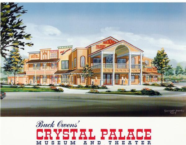 Buck Owen's Crystal Palace - Attractions/Entertainment, Restaurants - 2800 Buck Owens Boulevard, Bakersfield, CA, United States