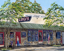 Luigi's - Rehearsal Lunch/Dinner, Restaurants - 725 East 19th Street, Bakersfield, CA, United States