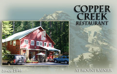 Copper Creek Restaurant & Gift Shop - Restaurant - 35707 State Route 706 E, Ashford, WA, United States