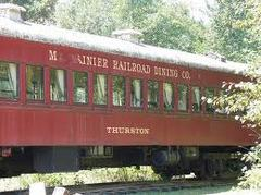 Mt Rainier Railroad Dining - Restaurant - 54106 Mountain Highway East, Elbe, WA, United States