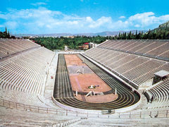 Kalimarmaro Olympic Stadium - Attraction - Άγρας, Athens, Attica, Greece