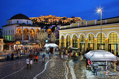 Monastiraki - Attraction - Monastiraki station, Athens 10555, Athens, Attica, GR