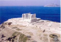 Temple of Poseidon (Cape Sounio) - Attraction - Sounion, Laurium 19500, Laurium, Attica, GR