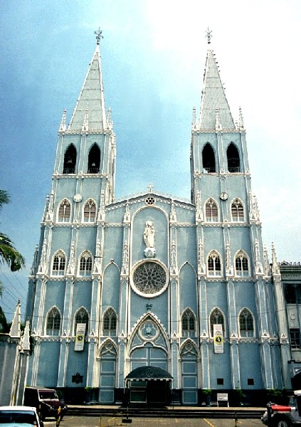 San Sebastian Church - Ceremony Sites - Pasaje del Carmen St, NCR, PH