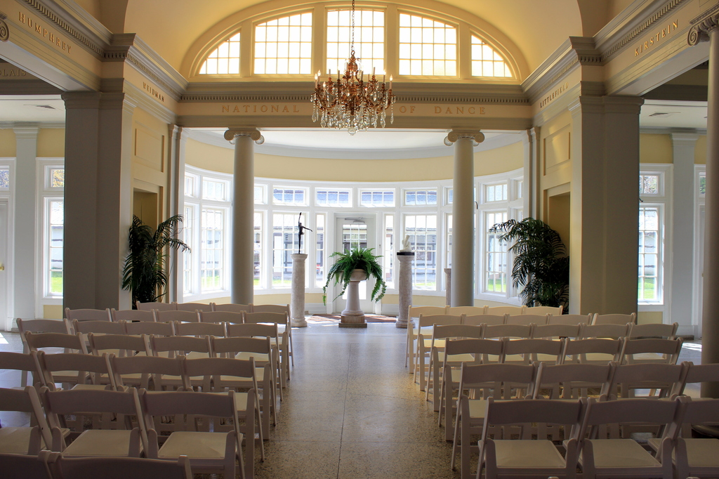 Ceremony At National Museum Of Dance - Ceremony Sites, Reception Sites - 99 S Broadway, Saratoga Springs, NY, 12866