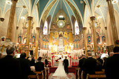 Detroit Wedding In December in Dearborn, MI, USA