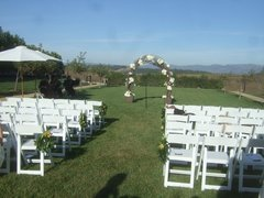 The Carneros Inn - Ceremony - 4048 Sonoma Hwy, Napa, CA, 94559, US