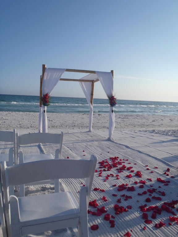 Ceremony - Ceremony Sites - 105 Cypress Hill Rd, Santa Rosa Beach, FL, 32459