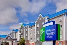 Holiday Inn Express - Hotels/Accommodations - 12025 Lake Fraser Drive, Calgary, AB,  T2J 7G3