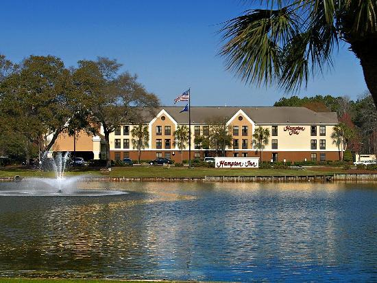 Hampton Inn Pawleys Island - Hotels/Accommodations - 150 Willbrook Blvd, Pawleys Island, SC, 29585