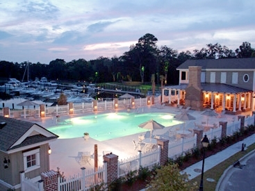 The Reserve Harbor Yacht Club - Rehearsal Lunch/Dinner - Reserve Dr, Pawleys Island, SC, 29585