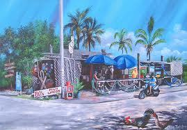 B O's Fish Wagon - Restaurants - 801 Caroline St, Key West, Florida, United States