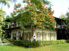 Ernest Hemingway Museum - Attraction - 907 Whitehead St, Key West, FL, United States