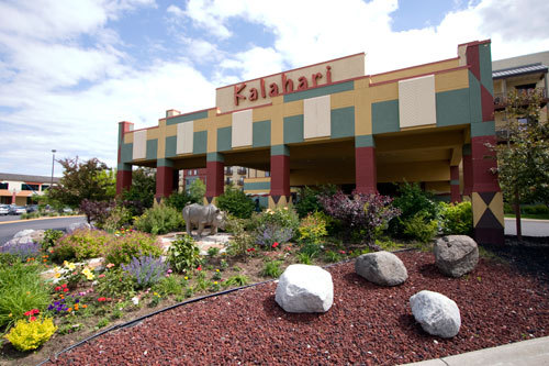 Kalahari Resort - Hotels/Accommodations - 1305 Kalahari Dr, Baraboo, WI, 53913