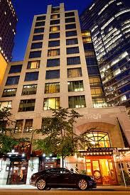Le Soleil Hotel & Suites - Hotels/Accommodations - 567 Hornby Street, Vancouver, BC, Canada