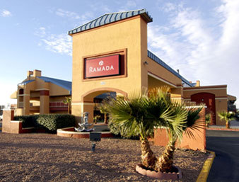 Ramada Inn & Suites - Hotels/Accommodations - 8250 Gateway East Blvd, El Paso, TX, United States