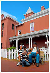 Old Town Trolley - Attractions/Entertainment, Limos/Shuttles - 167 San Marco Avenue, St Augustine, FL, United States