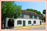 Oldest Wooden School House - Attraction - 14 Saint George Street, St Augustine, FL, United States