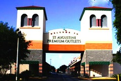 St. Augustine Premium Outlets - Attraction - 2700 State Road 16, St Augustine, FL, 32092