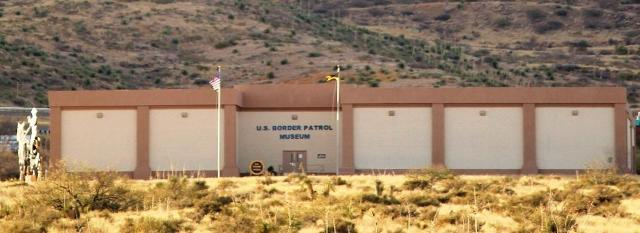 National Border Patrol Museum & Memorial Library - Attractions/Entertainment - 4315 Woodrow Bean Transmountain Road, El Paso, TX, 79924, USA