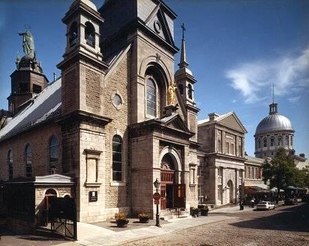 Chapelle Notre-dame-de-bonsecours Musée Marguerite Bourgeois - Ceremony Sites - 400 rue Saint-Paul Est, Montréal, QC, H2Y 1H4, Canada