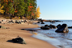 Awesome beach hike - Wetmore Landing - Attraction - Wetmore Landing, MI, Wetmore Landing, Michigan, US