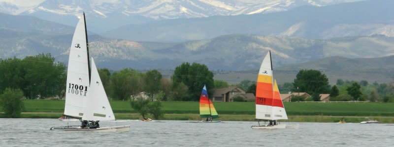 Boyd Lake State Park- Mariner Point - Attractions/Entertainment - 3720 N County Road 11C, Loveland, CO, 80538