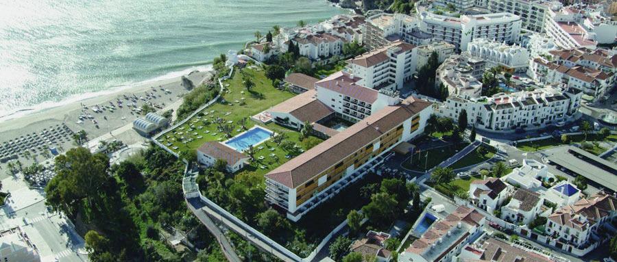 Parador De Nerja - Hotels/Accommodations - Calle de Almuñécar, Nerja, MÁLAGA, Spain