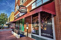 jazz'd - Restaurant - 52 Barnard St, Savannah, GA, 31401