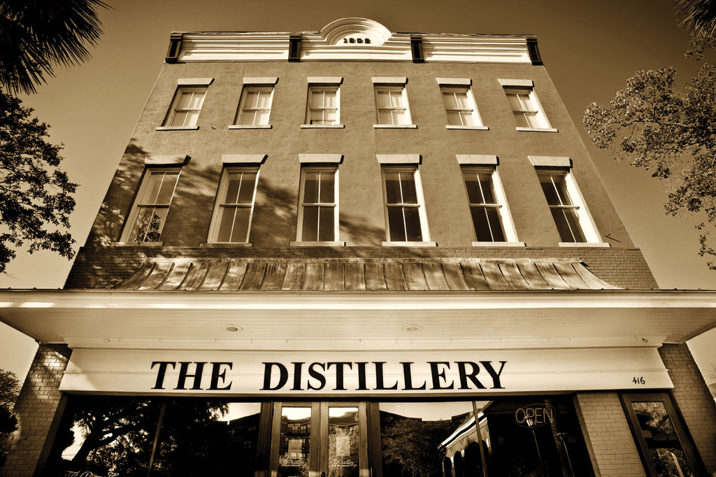 The Distillery - Attractions/Entertainment, Restaurants - 416 West Liberty Street, Savannah, GA, United States