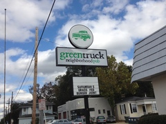 Green Truck Neighborhood Pub - Restaurant - 2430 Habersham Street, Savannah, GA, United States