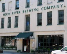 Moon River Brewing Co - Bars - 21 West Bay Street, Savannah, GA, United States